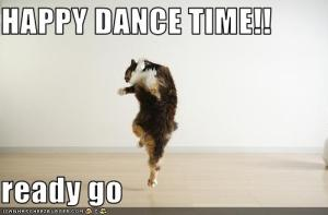Happy Dance