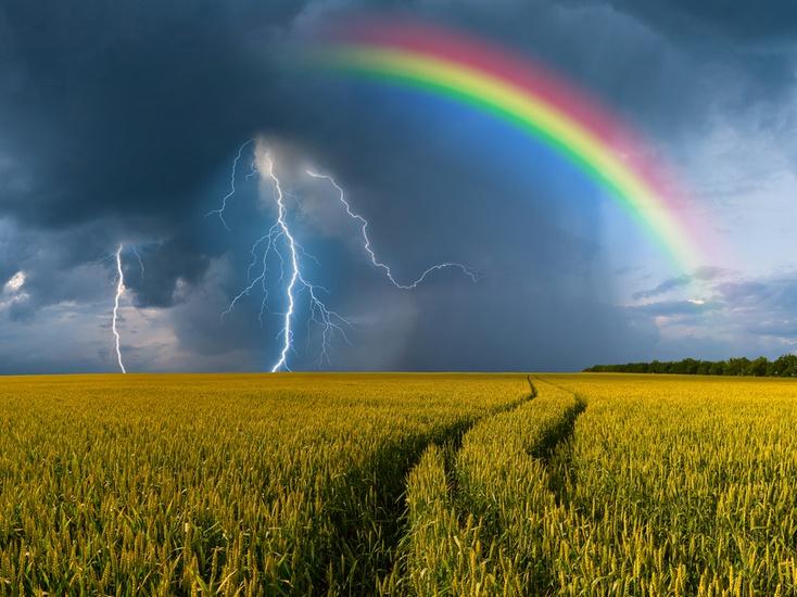 """"""" Il logo della settimana """" 2nd sessione - Pagina 4 Storm-rainbow"""